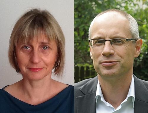 Anna Machcewicz and Pawel Machcewicz