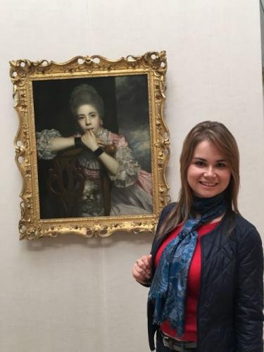 Darya Smirnova, European & Russian Studies MA Program