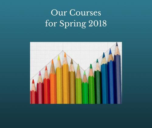 Spring 2018 Courses of Interest